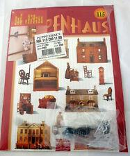 Del Prado Puppenhaus rote Serie Heft 115 / NEU / OVP / Maßstab 1:12 / Spielhaus