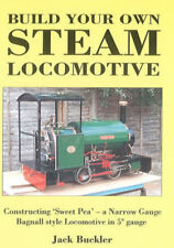 BUILD YOUR ON STEAM LOCOMOTIVE BOOK