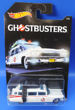 Mattel Hot Wheels Ghostbusters Auto Serie 1-8 completo