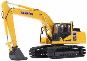 Komatsu PC210LC-11 Excavator 1:64 Diecast Model - First Gear 60-0326*