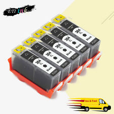 5Black Compatible Ink Cartridge For HP 364 XL Use in HP 5510 5511 5512 5514 B110