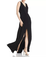Laundry by Shelli Segal Draped Jersey Gown MSRP $198 Size 8 # 14B 400 NEW