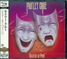 MOTLEY CRUE THEATRE OF PAIN 2011 RMST SHM CD +6 BONUS TRX - NEW FACTORY SEALED!