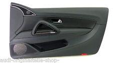 VW SCIROCCO FACELIFT R Paneles de Puerta Negro delantero derecho Dynaudio Cuero