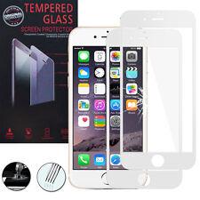 2 Films Verre Trempe Protecteur Protection BLANC Apple iPhone 6 Plus/ 6s Plus