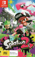 Splatoon 2 Nintendo Switch (PAL) New!