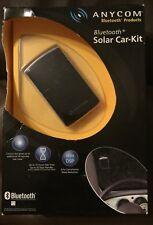 Brand New Anycom solar Bluetooth Car Kit
