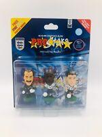 Corinthian Prostars England World Cup 2002 3 Player Pack Set 4 C054315