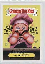 2016 Topps Garbage Pail Kids Prime Slime Trashy TV #3a Loony Lucy Card 2s4