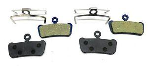 2 Pairs Bike brake pads resin for Avid-XO-Trail-Guide Series.