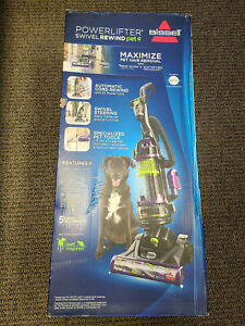 Brand New Bissell PowerLifter Pet Rewind Swivel Bagless Upright Vacuum