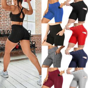 Women High Waisted Butt Lift Shorts TIK Tok Booty Shorts Textured Workout Shorts