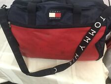 Tommy Hilfiger weekender  travel bag Vintage