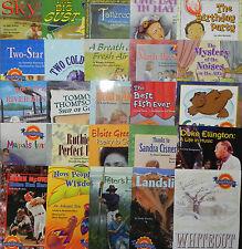 Houghton Mifflin Guided Readers Below Grade 4 Paperback 25 Books with Teacher CD