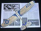 Jim Walker (A-J Aircraft) Plans: Folding Wing Interceptor Replica by Thornburg