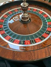 More details for roulette wheel for fun casino parties, events or exhibitions