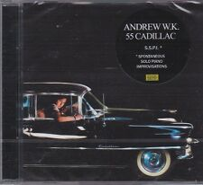 ANDREW WK 55 CADILLAC CD [BRAND NEW SEALED CD]