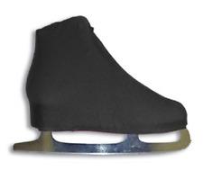 Black Lycra Ice Skate, Roller skate boot covers
