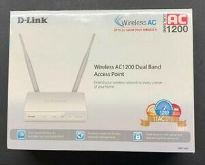 D-Link, Wireless AC1200 Model: DAP-1665 Dual Band Acess Point S/N: SY2K1IA002574