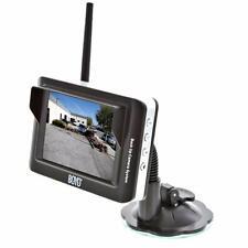 "Boyo VTX3600 3.6"" LCD Digital Wireless Monitor Back-Up Camera System And TX Box"