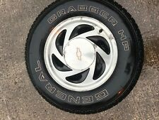 CHEVY BLAZER ALLOYS x 4 - Chevrolet Blazer Wheels x 4 - Chevrolet Blazer Parts