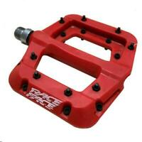 """<Red> Race Face Chester Platform Mountain Bike Pedals 9/16"""""""