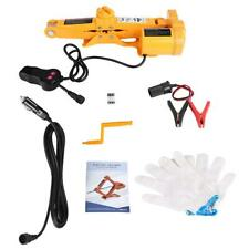 Electric Car Jacks 2Ton 12v All-in-one Automatic SUV Lift Garage Repair Tool Kit