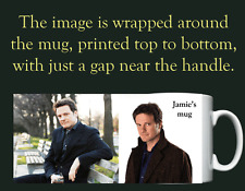 Colin Firth - Personalised Mug / Cup