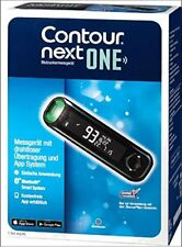 Contour Next ONE Bluetooth Blood Glucose Monitoring System Meter For Diabetes