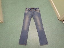 "Firetrap Jade Slim Jeans Waist 28"" Leg 32"" Faded Medium Blue Ladies Jeans"