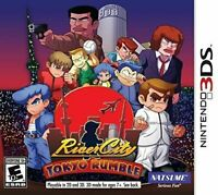 River City: Tokyo Rumble (Nintendo 3DS, 2016) Brand New, FACTORY SEALED