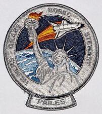 Aufnäher Patch Raumfahrt NASA STS-51-J Space Shuttle Atlantis .........A3233