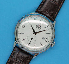 NWT ORIENT Bambino Small Seconds Classic Automatic Watch RA-AP0002S