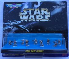 MINT Star Wars MICRO MACHINES ECHO BASE TROOPS Galoob