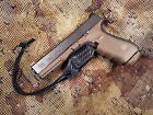 Gunner's Custom Holsters Trigger Guard holster IWB  kydex pistol