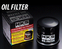 New HKS Hybrid OIL Filter Performance suitable for Subaru Impreza WRX and STI