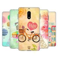 HEAD CASE DESIGNS I DREAM OF PARIS SOFT GEL CASE FOR NOKIA PHONES 1