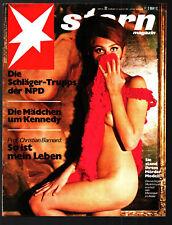 La estrella 10.8.1969 Eva Renzi, B. Valentin, npd, Thulin, florence larue,