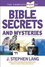 The Complete Book of Bible Secrets and Mysteries (Complete Book Of... (Tyndale