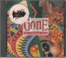 GONE - The Criminal Mind (1993) [SST CD 300] Produced By Greg Ginn NEW/SEALED