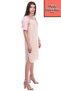 RRP €105 LIU JO Bolero Size 44 / L Open Front Short Sleeve Made in Italy