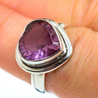 Amethyst 925 Sterling Silver Ring Size 7 Ana Co Jewelry R46067