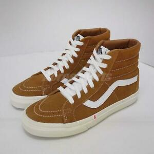 Vans SK8 Hi Reissue Retro Sport WITH DISCOLORATION Men Shoes US6.5 VN0A2XSBOI4