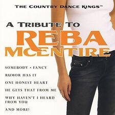 FREE US SHIP. on ANY 2 CDs! ~LikeNew CD Country Dance Kings: Tribute to Reba Mce