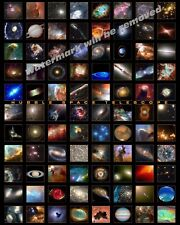 Photograph  NASA Hubble Space Telescope Images  11x14