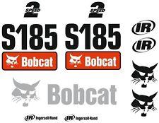 (ORIGINAL LOOK) BOBCAT S185 FULL DECAL STICKER SET KIT SKID STEER N4l