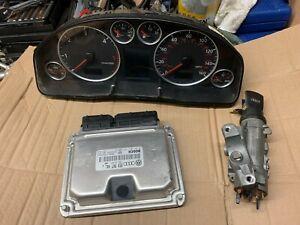 2004 AUDI A6 C5 2.5 TDI V6 ALLROAD ENGINE  ECU KIT  8E0907401J / 0281011387