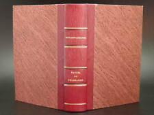 BOUILLON-LAGRANGE Manuel du Pharmacien EDITION ORIGINALE 9 PLANCHES Relié 1803