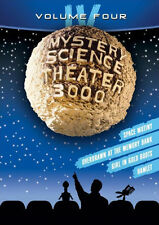 MYSTERY SCIENCE THEATER 3000: VOLUME IV - DVD - Region 1 - Sealed