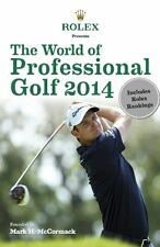 the World of Professional Golf 2014___NEUF___ Livraison gratuite GB